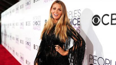 Szenvedélyes és inspiráló beszédet mondott Blake Lively a People's Choice Awardson