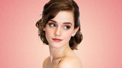 Szépség lett Emma Watsonból