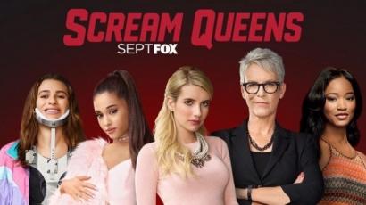 Szeptember végén startol a Scream Queens