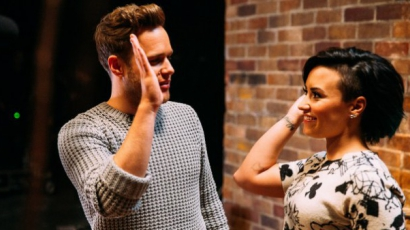 Szerelmespárt alakít Olly Murs és Demi Lovato