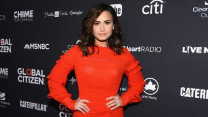 Szerelmi bánata miatt ismét előjött Demi Lovato étkezési problémája