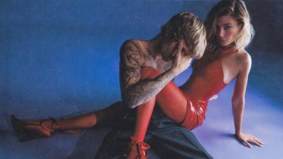 Szexi fotósorozat készült Justin Bieberről és feleségéről
