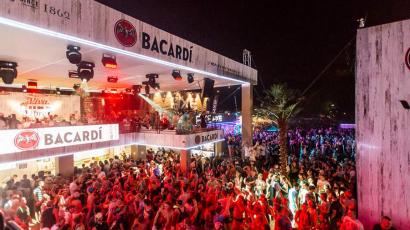 Sziget ajánló: Bacardí Aréna – egy hét múlva kezdés!