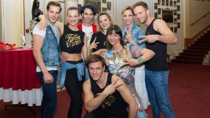 Színházban a Fame című musical
