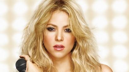 Szír árvákért énekelt Shakira