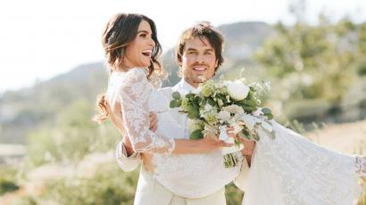 Szívmelengető üzenettel kívánt boldog születésnapot várandós feleségének Ian Somerhalder