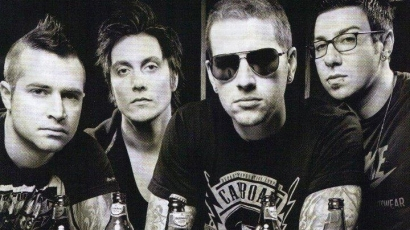 Klipet forgat az Avenged Sevenfold
