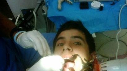 Sztárszáj, avagy fotózd magad fogorvosnál!