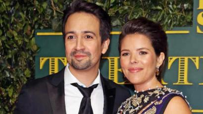 Szülői örömök elé néz Lin-Manuel Miranda és felesége