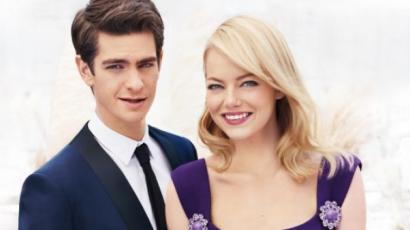 Szünetet tart kapcsolatában Emma Stone és Andrew Garfield