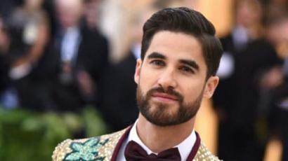 Szuper hír: Darren Criss apa lesz!