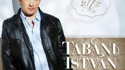 Megjelent Tabáni István új lemeze