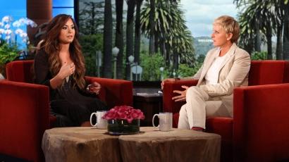 """Demi Lovato: """"Talán már nem is élnék"""""""