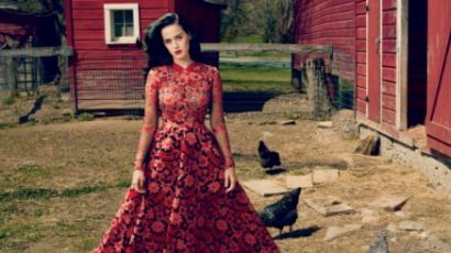 Tanyasi lány lett Katy Perryből