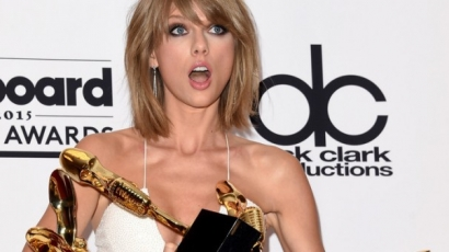 Tarolt Taylor Swift az idei Billboard Music Awardson