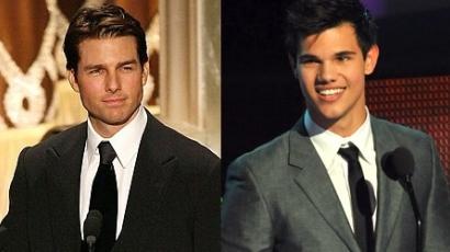 Taylor Lautner az új Tom Cruise