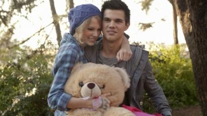 Taylor Lautner beismerte, hogy róla szól Taylor Swift egyik slágere