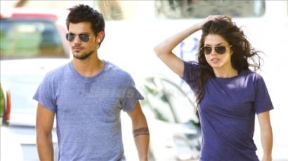 Taylor Lautner és Marie Avgeropoulos együtt?