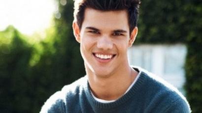 Taylor Lautner: Féltékeny voltam a farkasomra