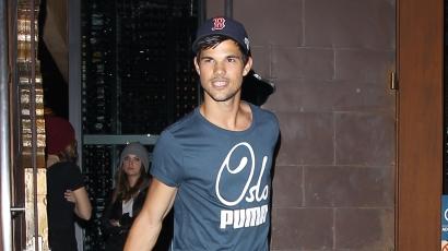 Taylor Lautner lett a Bench új reklámarca