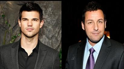 Taylor Lautner vígjátékban próbálkozik