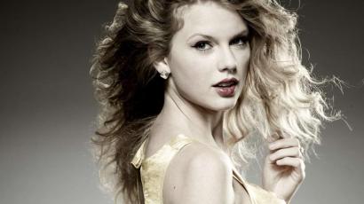 Taylor Swift egy rajongója után rohant