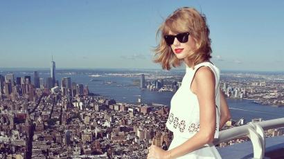 Taylor Swift a világ legjobban kereső énekesnője