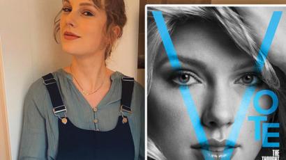 Taylor Swift állást foglalt a politikában
