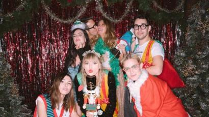Taylor Swift betöltötte a harmincat, óriási bulival ünnepelt