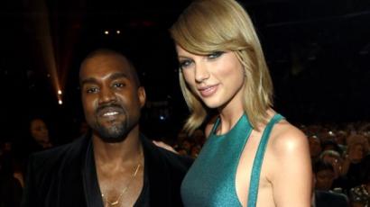 Taylor Swift és Kanye West elásta a csatabárdot