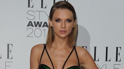 Taylor Swift lett az év nője
