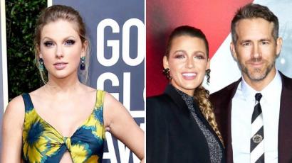 Taylor Swift megsúgta a Reynolds házaspár harmadik lányának nevét?