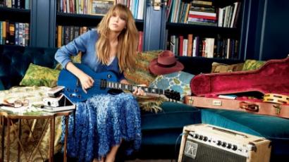 Taylor Swiftnek nem áll szándékában vetkőzni