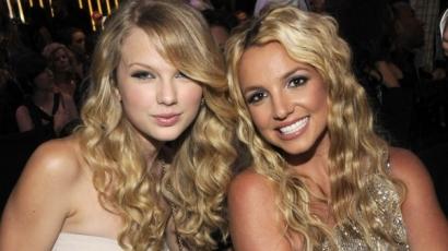 Taylor Swift nem tett mély benyomást Britney Spearsre