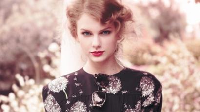 Taylor Swift ellenzi az alkoholt