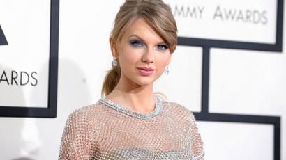 Taylor Swift nevetségessé tette magát a Grammyn