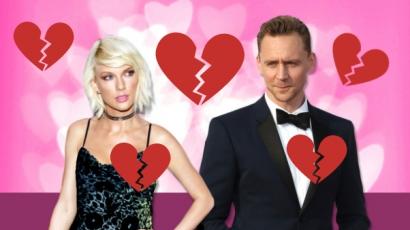 Taylor Swift szakított Tom Hiddlestonnal