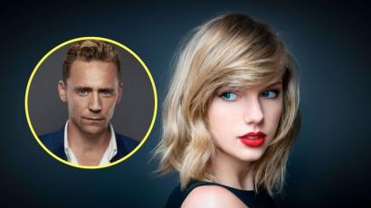 Taylor Swift szerint Tom Hiddleston a nagy Ő