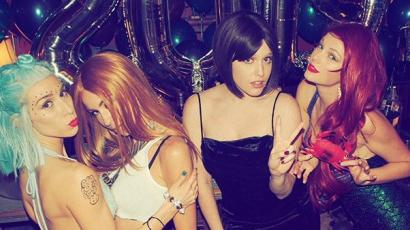Taylor Swift szexi sellőlányként tündökölt szilveszterkor
