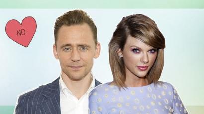 Taylor Swift tönkreteszi Tom Hiddleston karrierjét?