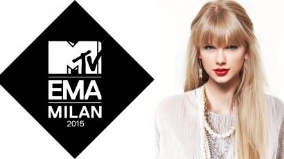 Taylor Swift történelmet írt - Íme, a 2015-ös MTV EMA jelöltjei!