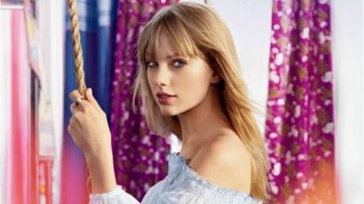 Taylor Swift új parfümöt dob piacra