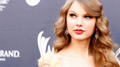 Taylor Swift újabb díjjal gazdagodik