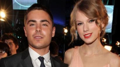 Taylor Swiftre fáj Zac Efron foga?