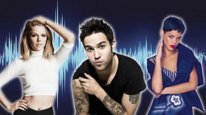 Taylor Swifttel és Rihannával közös duettben reménykedik Pete Wentz