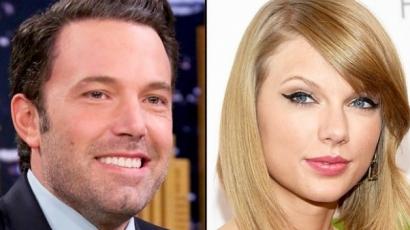 Taylor Swifttel vigasztalta lányait Ben Affleck