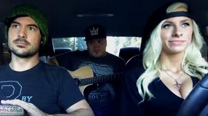 Te is szoktál autózás közben énekelni? Megmutatjuk, hogyan kell profin csinálni!