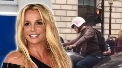 Teljesen beleszeretett egy idegenbe Britney Spears