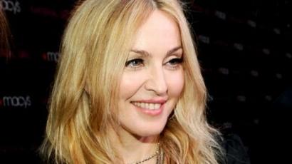 Madonna teljesen megkattant