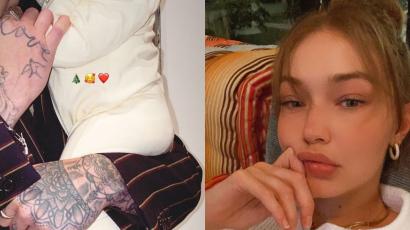 Természetes módon, fájdalomcsillapítók nélkül adott életet gyermekének Gigi Hadid